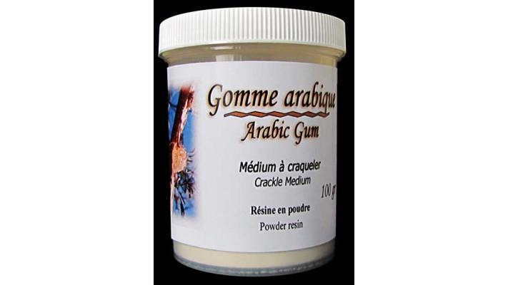 Gomme  arabique  100 gr