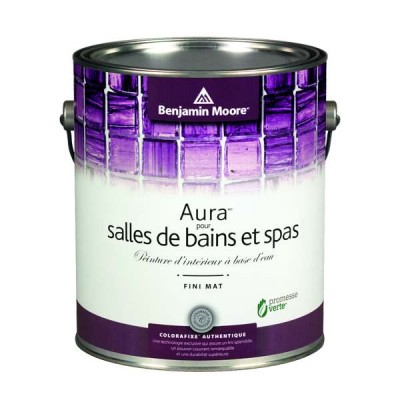 Aura pour Salles de Bains et Spas  946 ml