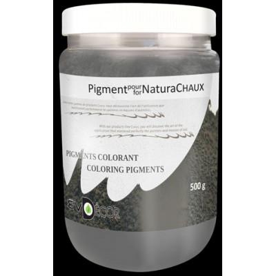 Pigment pour NaturaChaux  Gris Béton 500 gr