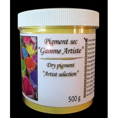Pigment sec 200 gr Orange ercalano