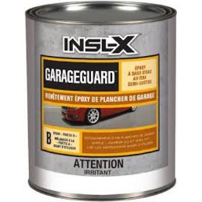 GarageGuard revêtement époxy de plancher de garage
